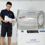 HP600 Veterinary Hyperbaric Oxygen Chamber for Animal Clinic