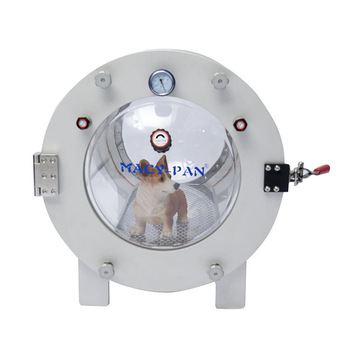 The explosion point of china animal hyperbaric oxygen chamber is coming