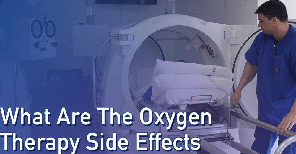 What are the side effects of 1.5ATA Hard Type Hyperbaric Chamber therapy?