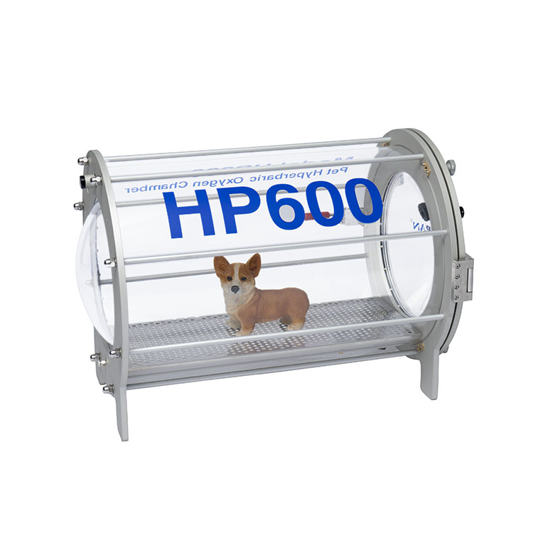 Cat oxygen chamber:Hyperbaric O2 Animal Chamber for HP600