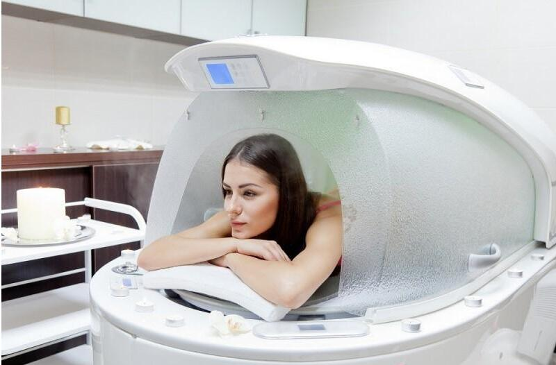 SPA Capsules procedure: description and its effects
