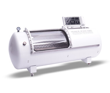 How does household hyperbaric chamber help in weight loss?
