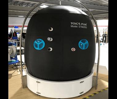 STM2000 Multiplace Hyperbaric Oxygen Chamber
