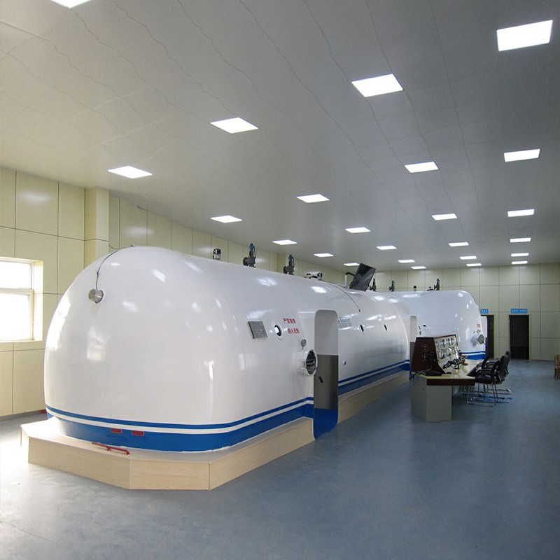 How much does animal oxygen chamber cost in 2021?