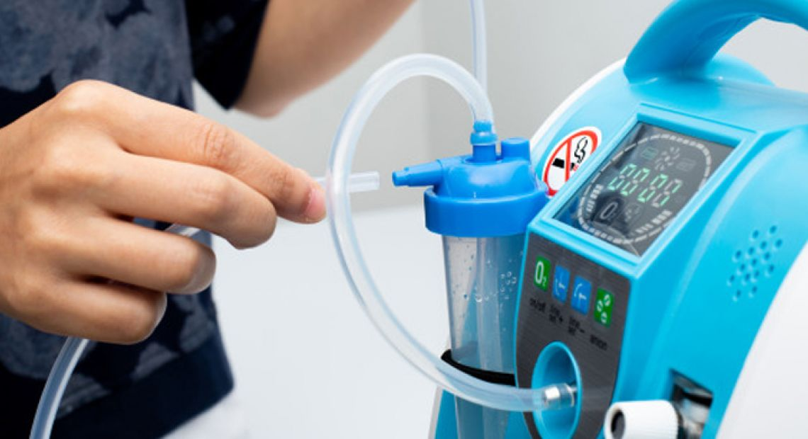 Oxygen therapy manufacturer: 6 fatal diseases you can treat with