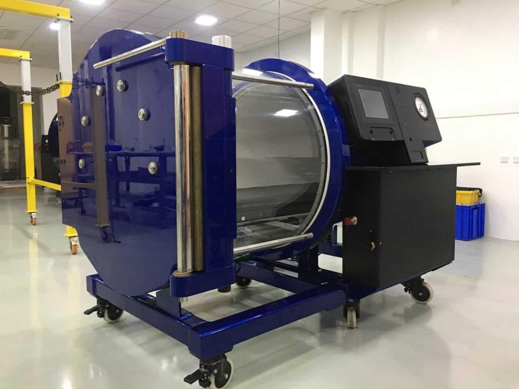 buy hyperbaric chamber Canada 2021