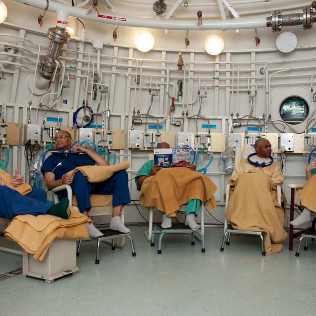hyperbaric oxygen therapy cost in Canada